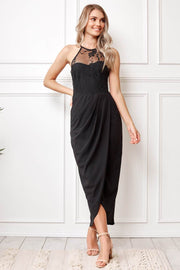 Congeniality Dress - Black