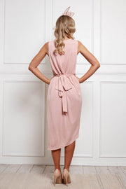 Dance Queen Dress - Pink-Dresses-Womens Clothing-ESTHER & CO.