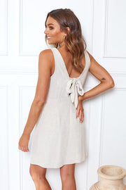 Desert Dress - Beige