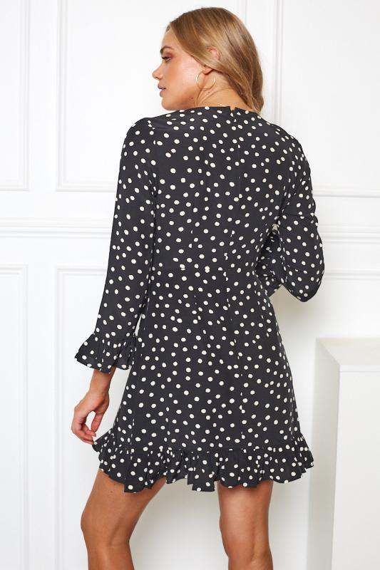 Eloise  Dress - Polkadot