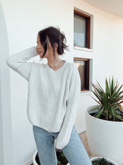 Tove Lo Knit - Cream