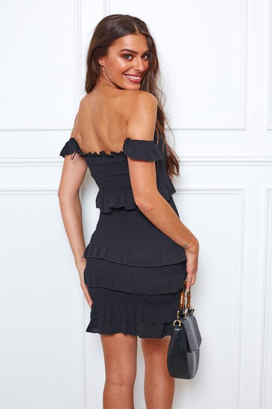 Fain Dress - Black
