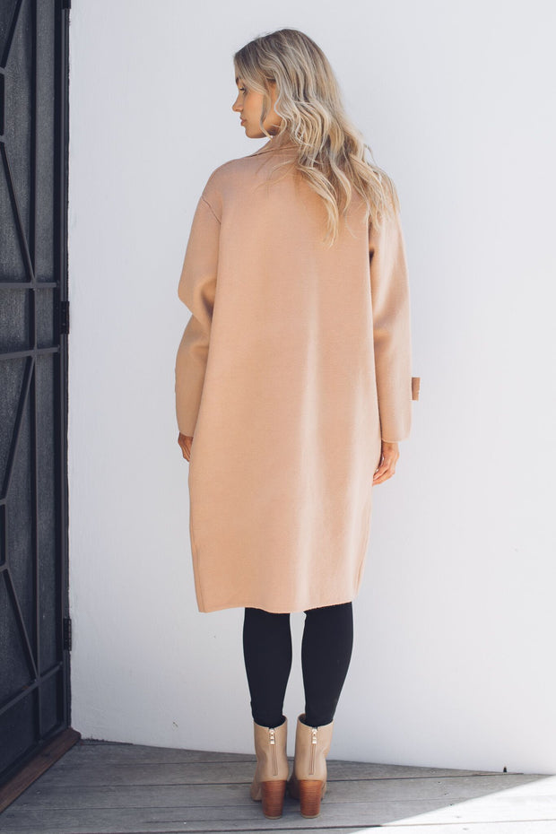 Fireplace Coat-Coats-sunny girl-ESTHER & CO.