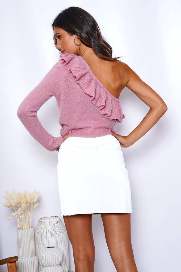 Fluster Top - Pink-Tops-Womens Clothing-ESTHER & CO.