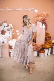 Givenchy Dress - Dusty Pink-Dresses-Womens Clothing-ESTHER & CO.