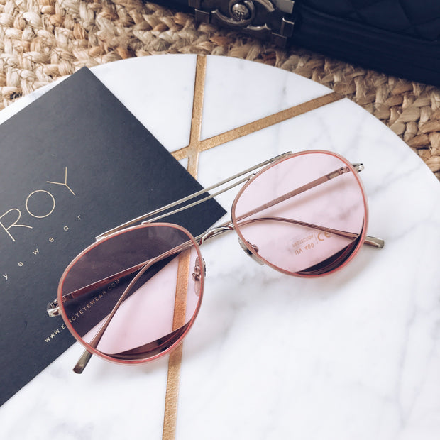 billie | pink-Sunglasses-Womens Accessory-ESTHER & CO.