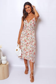 Heaven Sent Dress - Print-Dresses-Womens Clothing-ESTHER & CO.