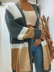 Holmes Cardigan - Multi-Cardigans-Womens Clothing-ESTHER & CO.