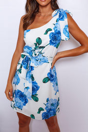 Icebergs Dress - Print-Dresses-Womens Clothing-ESTHER & CO.