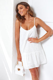 Isabella Dress - White-Dresses-Womens Clothing-ESTHER & CO.