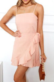 Karla Dress - Blush-Dresses-Womens Clothing-ESTHER & CO.
