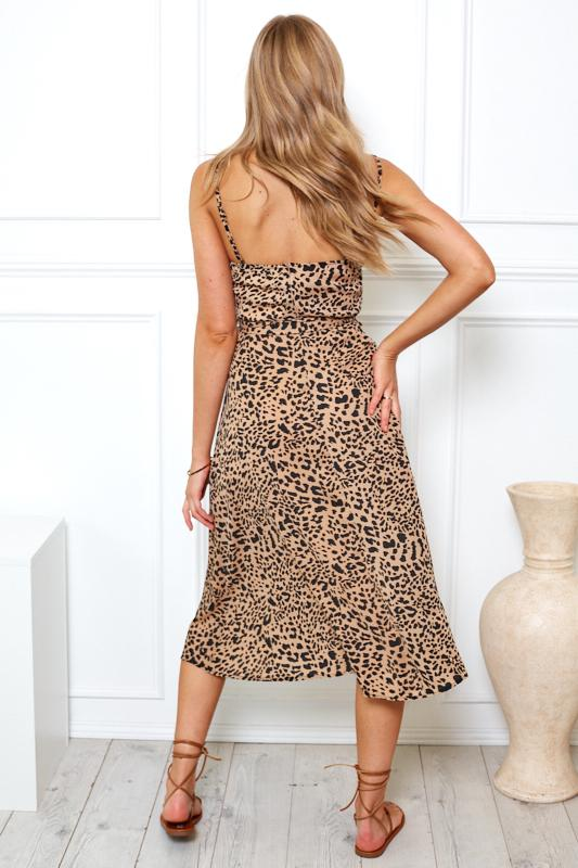 Kitti Dress - Print