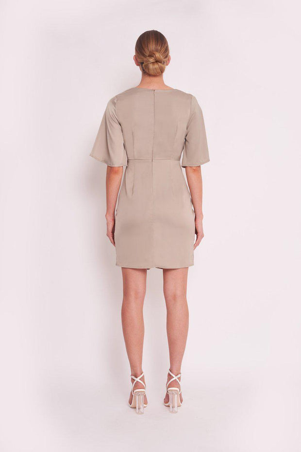 Langham Dress - Sage-Dresses-Womens Clothing-ESTHER & CO.