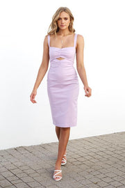 Lavender Dress - Lilac