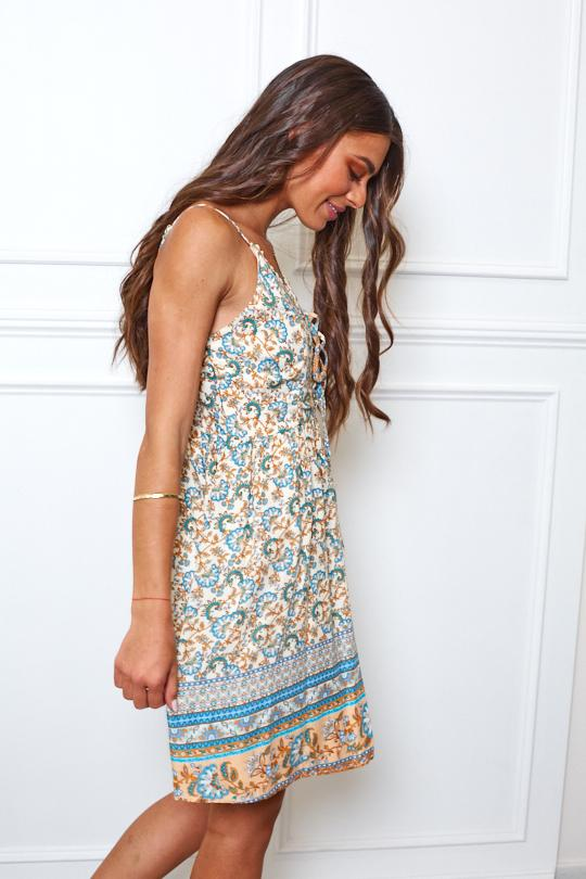 Lullaby Dress - Print
