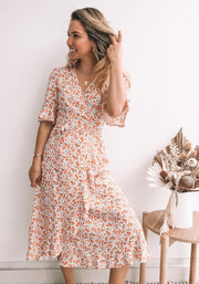 Luxemberg Dress - Print-Dresses-Womens Clothing-ESTHER & CO.