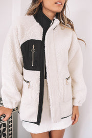 Madrona Jacket - White-Jackets-Womens Clothing-ESTHER & CO.