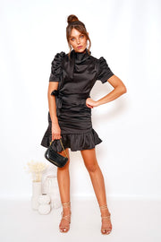 Magdalena Dress - Black