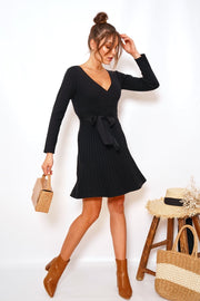 Masque Dress - Black