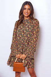 Noreen Dress - Print-Dresses-Womens Clothing-ESTHER & CO.