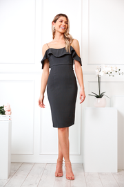 Olita Dress - Black