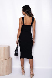 Preorder Orchestrate Dress - Black-Dresses-Womens Clothing-ESTHER & CO.