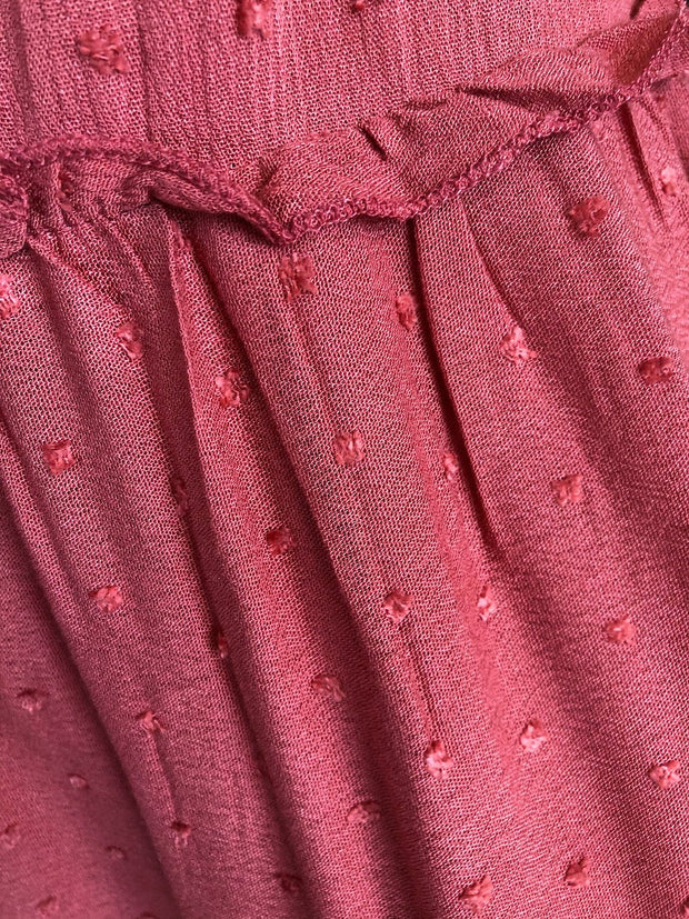 Patricia Dress - Raspberry-Dresses-Womens Clothing-ESTHER & CO.
