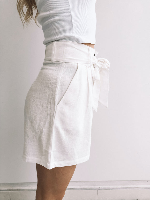 Lyn Shorts - Off White