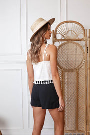 Preorder Cancun Top - White-Tops-Womens Clothing-ESTHER & CO.