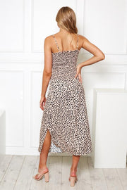 Regis Dress - Spring Animal-Dresses-Womens Clothing-ESTHER & CO.