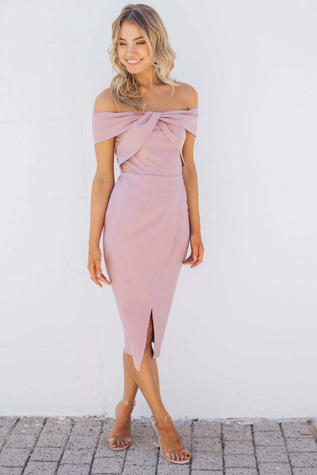 Preorder Seaside Dress - Blush-Dresses-Style State-ESTHER & CO.