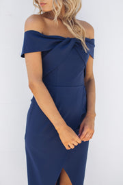 Preorder Seaside Dress - Navy-Dresses-Style State-ESTHER & CO.