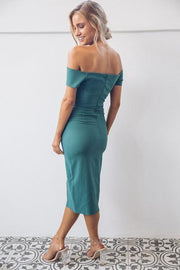Preorder Seaside Dress - Teal-Dresses-Style State-ESTHER & CO.