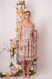Shangrila Dress - Floral Print-Dresses-Womens Clothing-ESTHER & CO.