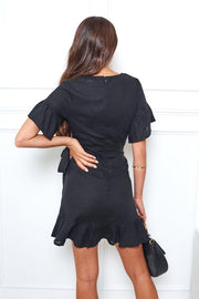Tashi Dress - Black