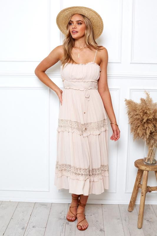 The Dream Dress - Beige