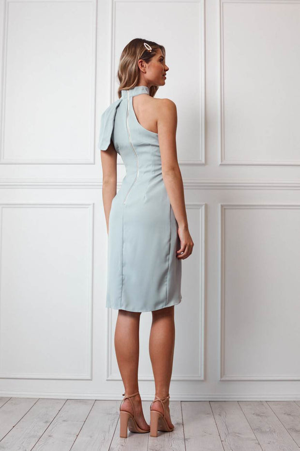Vaucluse Dress - Periwinkle-Dresses-Womens Clothing-ESTHER & CO.