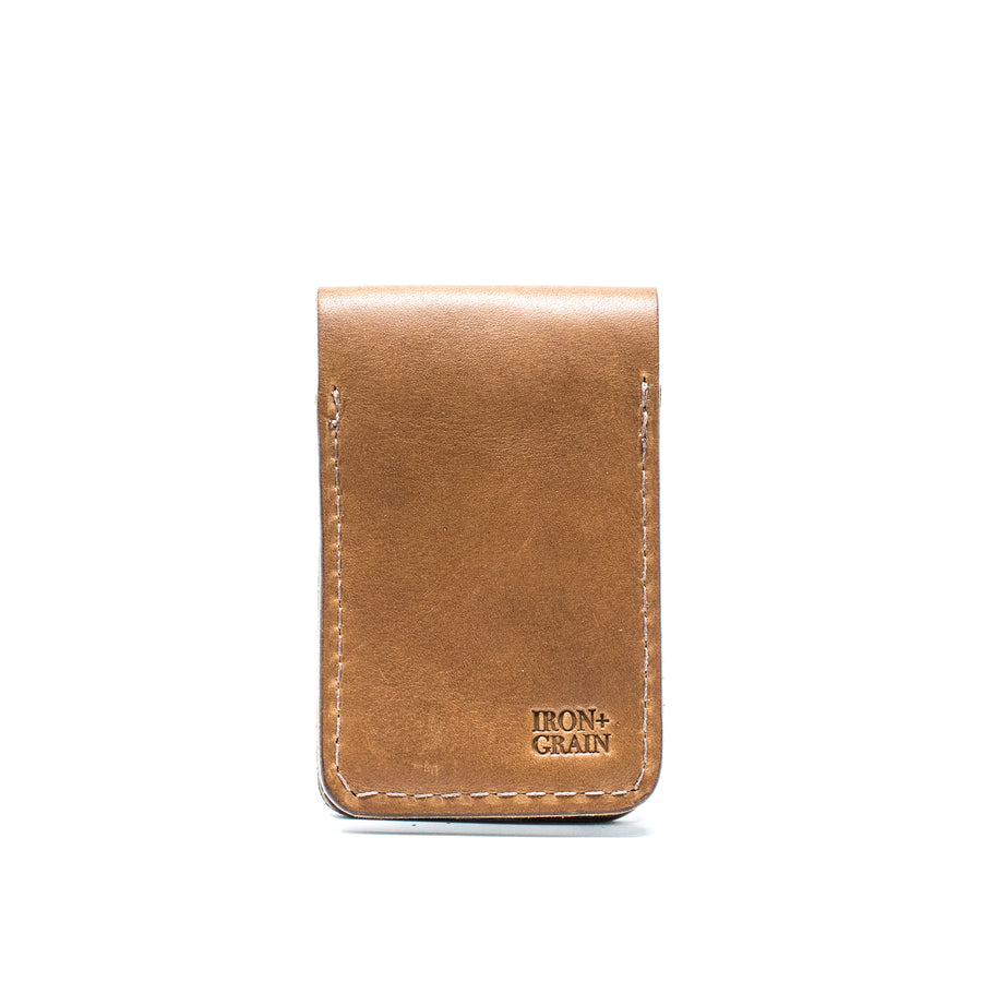 The Jefferson - Mens Leather Wallet