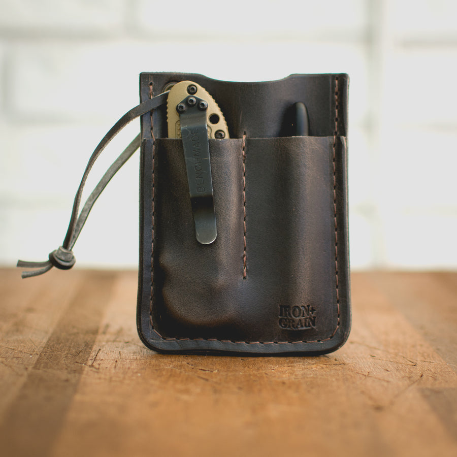 Wilde Moon EDC Leather Wallet