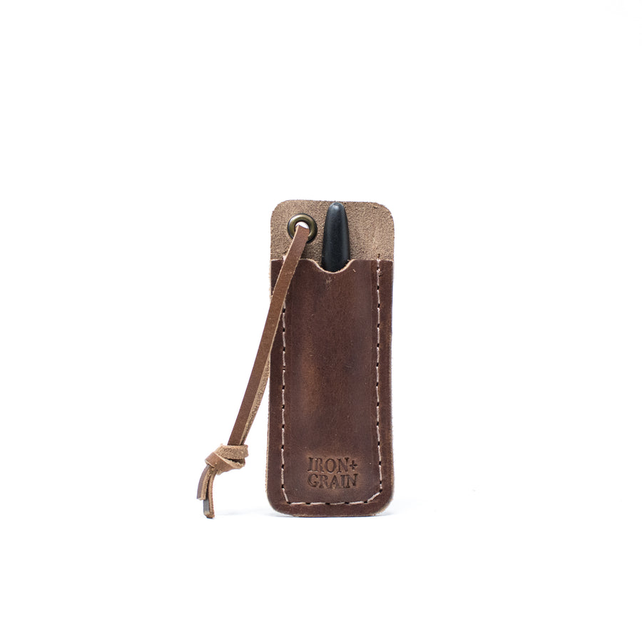 The Wilson - Pocket Knife Sheath - Small