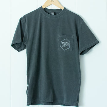 'Hex Logo' Short Sleeve T-Shirt
