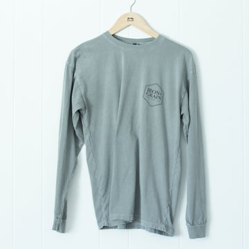 'Hex Logo' Long Sleeve T-Shirt