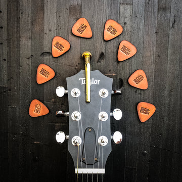 Leather Guitar Pick