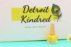 Tequila Sunrise Nail Lacquer - Detroit Kindred