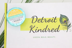 Eucalyptus & Lemon Shower Burst - Detroit Kindred