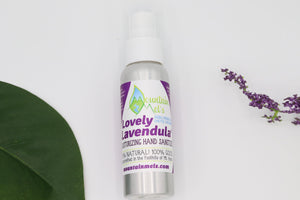 Moisturizing Hand Sanitizer - Detroit Kindred