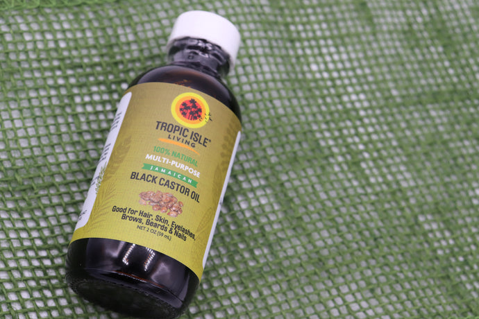 Jamaican Black Castor Oil - Detroit Kindred