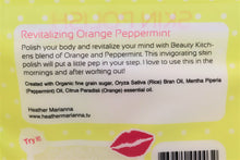 Load image into Gallery viewer, Orange Peppermint Skin Polish - Detroit Kindred