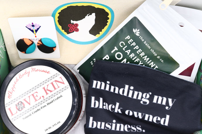 February Black History Box - Detroit Kindred