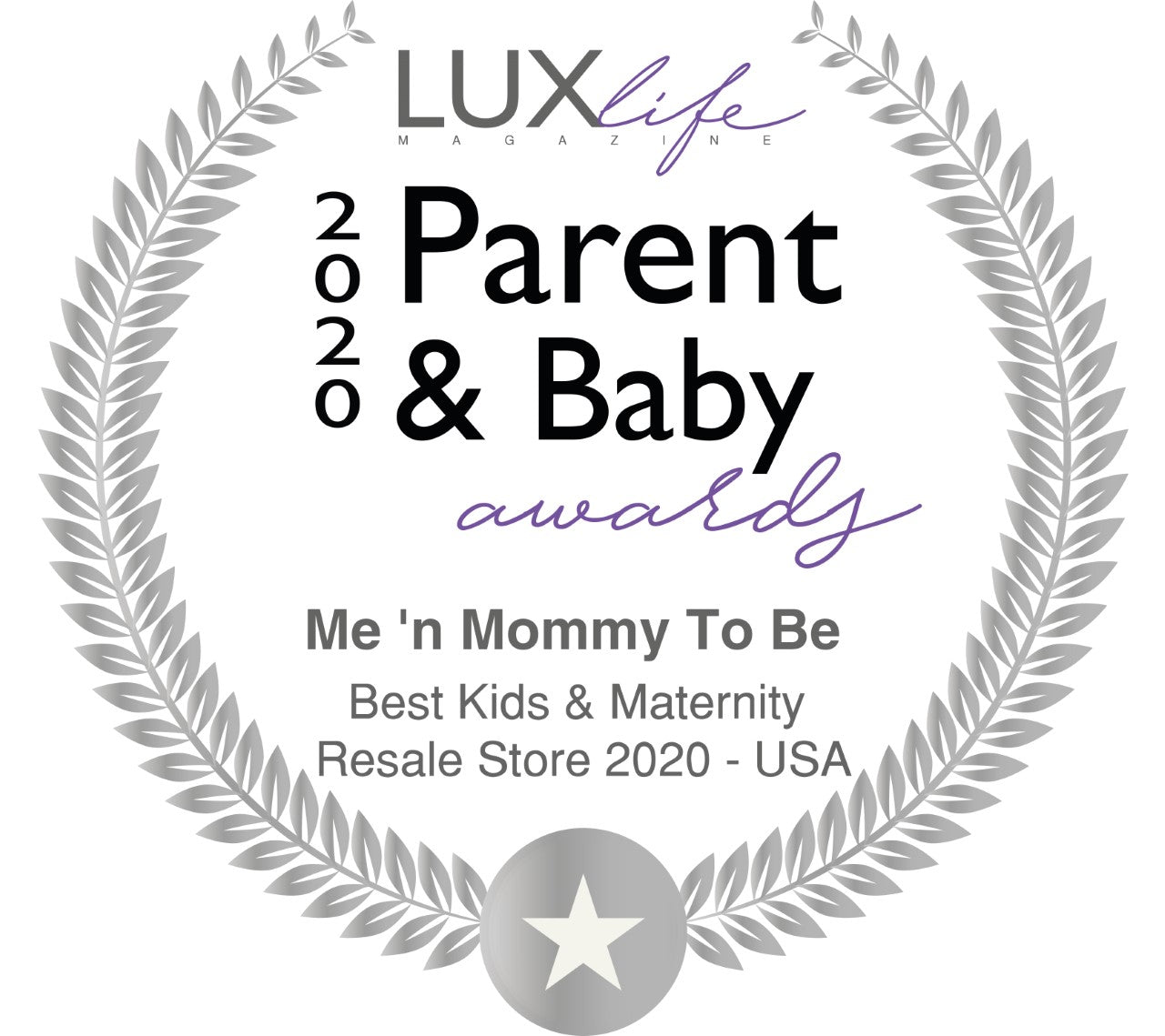 Voted Best Kids & Maternity Resale Store in the United States